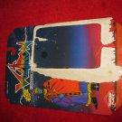 1984 Panosh Place / Voltron Action Figure: King Zarkon -Original Cardboard Packaging Cardback