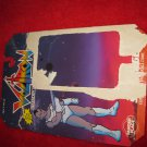 1984 Panosh Place / Voltron Action Figure: Skull Scavenger - Original Cardboard Packaging Cardback