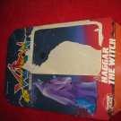 1984 Panosh Place / Voltron Action Figure: Haggar the Witch - Original Cardboard Packaging Cardback