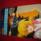 1985 Matchbox Robotech Action Figure: Dana Sterling - Original Cardboard Packaging Cardback