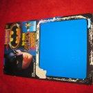 1990 Batman Dark Knight Collection Action Figure: Tec Shield - Original Cardboard Packaging Cardback