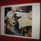 "vintage Norman Rockwell: War News - 10"" x 13"" Book Plate Print"