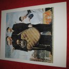 "vintage Norman Rockwell: Rained Out - 10"" x 13"" Book Plate Print"