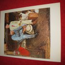 "vintage Norman Rockwell: Breaking Home Ties - 10"" x 13"" Book Plate Print"