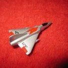 Tootsie Toy Mini Diecast vehicle: F106 Fighter Jet