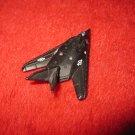 1992 Micro Machines Mini Diecast vehicle: F-117 Stealth Fighter Jet