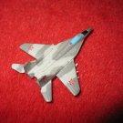 1992 Micro Machines Mini Diecast vehicle: F-15 Red Star Fighter Jet
