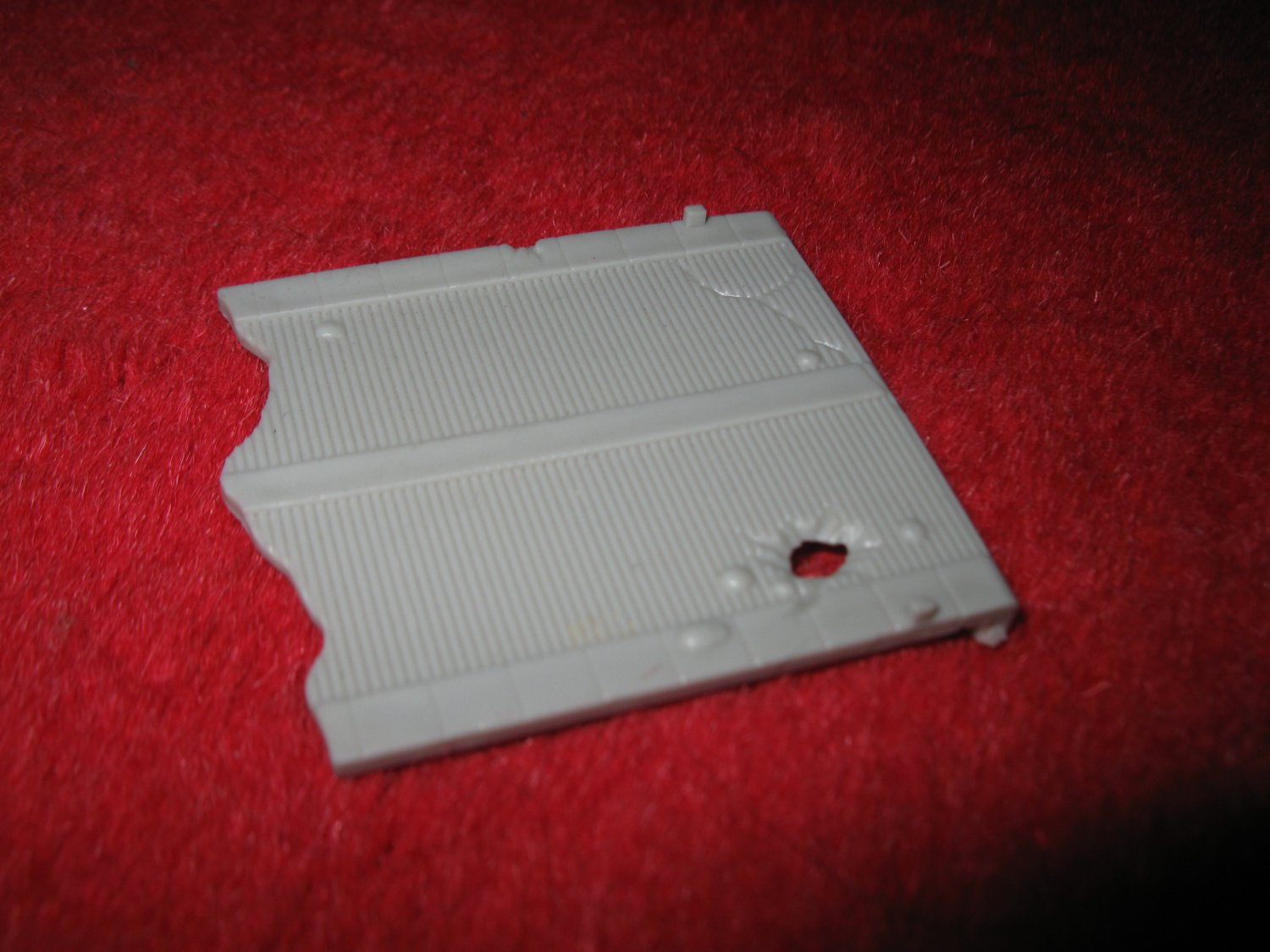 Micro Machines Mini Diecast playset part: Collapsing Bridge #2