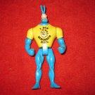 1995 The Tick Action Figure: Talkers Beach Bum
