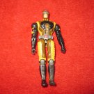 2003 G.I. Joe Action Figure: unknown Cobra (Damaged Foot & Crotch)