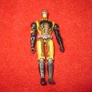 2003 G.I. Joe Action Figure: unknown Cobra (Damaged Foot & Crotch)