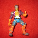 1991 Toxic Crusaders Action Figure: Bonehead - Troma toys