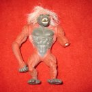 1996 Primal Rage Action Figure: Yeti Chaos Ape ( Missing lower left arm)