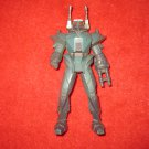 1994 Saban VR Troopers Action Figure: Tankotron ( Broken Right Arm)