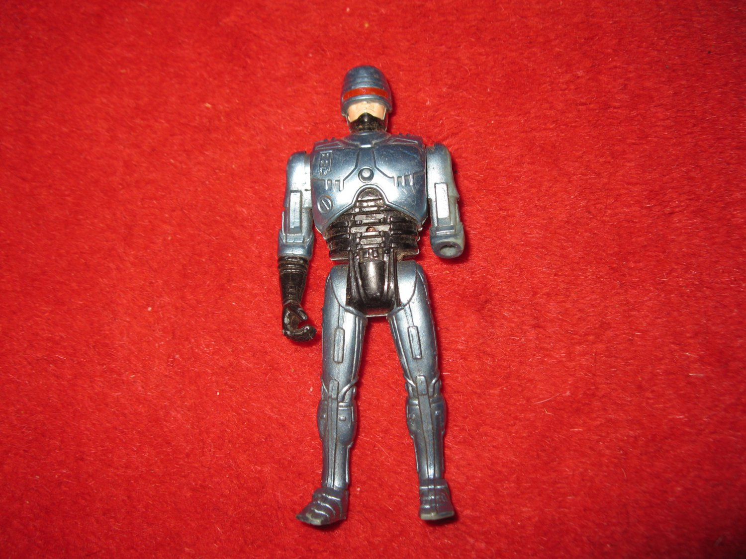 1993 Orion Pictures Action Figure: Electronic Robocop ( missing part of left arm)