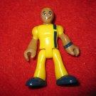 "2.5"" action figure: unknown - yellow clothes"