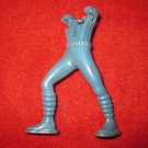 1960's Renwal Take-a-part Spaceman Puzzle Action Figure part: Blue Torso / Body