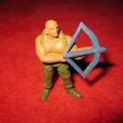 1986 GUTS Action Figure: A23 Standing Grunt w/ Crossbow