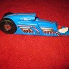 1980's Schaper Stomper Zip Car Drag Race Funny Car - Blue #88 - Stomper Racing Team