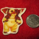 Vintage 1980's Cartoon Refrigerator Magnet: The Gremlins Movie- Gizmo