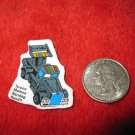 1980's Matchbox Off Road 4x4's Refrigerator Magnet: Tyrone Malone Bandag Bandit