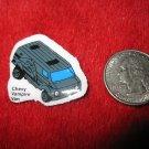 1980's Matchbox Off Road 4x4's Refrigerator Magnet: Chevy Vampire Van