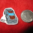 1980's Matchbox Off Road 4x4's Refrigerator Magnet: AMX Pro Stocker