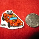 1980's Matchbox Off Road 4x4's Refrigerator Magnet: Grease Lightnin
