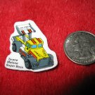 1980's Matchbox Off Road 4x4's Refrigerator Magnet: Tyrone Malone Super Boss