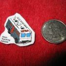 1980's Matchbox Off Road 4x4's Refrigerator Magnet: Nasa Tracking Vehicle