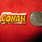 1984 Marvel Comics Conan The Barbarian Refrigerator Magnet: Logo