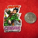 1984 Marvel Comics Conan The Barbarian Refrigerator Magnet: #1
