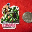 1984 Marvel Comics Conan The Barbarian Refrigerator Magnet: #2