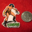 1984 Marvel Comics Conan The Barbarian Refrigerator Magnet: #4