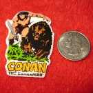 1984 Marvel Comics Conan The Barbarian Refrigerator Magnet: #8