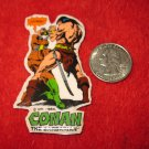 1984 Marvel Comics Conan The Barbarian Refrigerator Magnet: #9