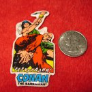 1984 Marvel Comics Conan The Barbarian Refrigerator Magnet: #11