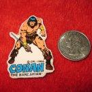 1984 Marvel Comics Conan The Barbarian Refrigerator Magnet: #13