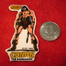 1984 Marvel Comics Conan The Barbarian Refrigerator Magnet: #14