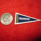 198o's NFL Football Pennant Refrigerator Magnet: Chargers