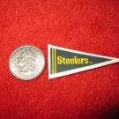 198o's NFL Football Pennant Refrigerator Magnet: Steelers