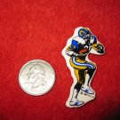 1983 NFL Football Refrigerator Magnet: Rams Running Back