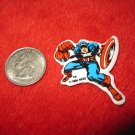 1984 Marvel Comics Refrigerator Magnet: Captain America in action #3