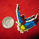 1979 Marvel Comics Refrigerator Magnet: Spiderman #2