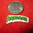 1979 DC Comics Refrigerator Magnet: Aquaman Logo