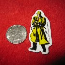 1990 Dick Tracy Movie Refrigerator Magnet: Tracy w/ Tommy Gun