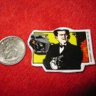 1990 Dick Tracy Movie Refrigerator Magnet: Flattop in Action