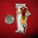 1980's Masters of the Universe Refrigerator Magnet: Teela