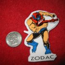 1980's Masters of the Universe Refrigerator Magnet: Zodac