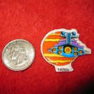 1980's Star Wars Refrigerator Magnet: Star Destroyer on Patrol
